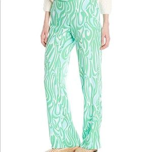 Lilly Pulitzer Size L Finders Keepers Pants